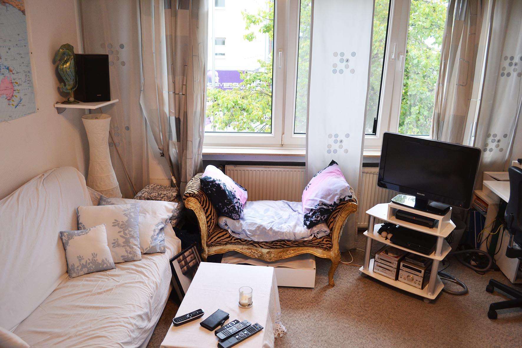 1 zimmer appartment in der m nchengladbacher innenstadt schormann immobilien. Black Bedroom Furniture Sets. Home Design Ideas